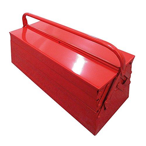 DEMA Werkzeugkoffer Metall 5 tlg.