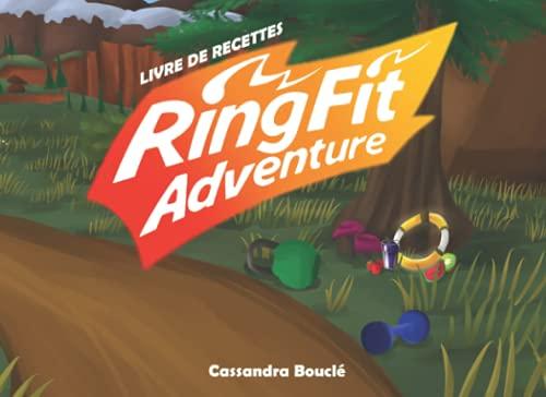 Livre de recettes Ring Fit Adventure