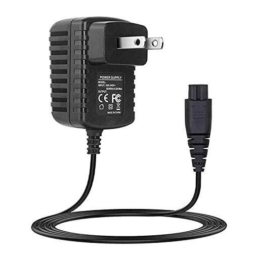 Power Cord for Remington Shaver HC4250 HC5870 PF7500 PF7600...