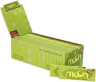 ورق لف مون وسط اخضر فاتح (5 دفاتر)