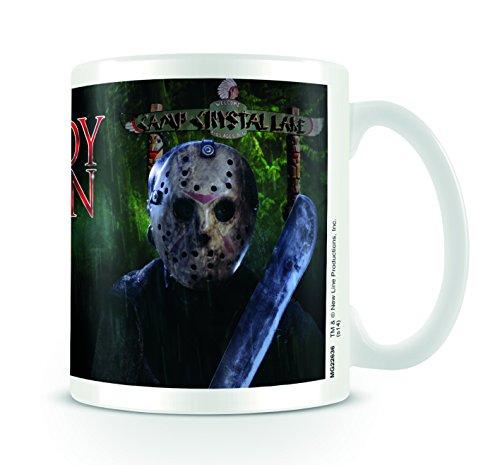 Unbekannt Freddy Vs Jason Kaffeetassen, Mehrfarbig