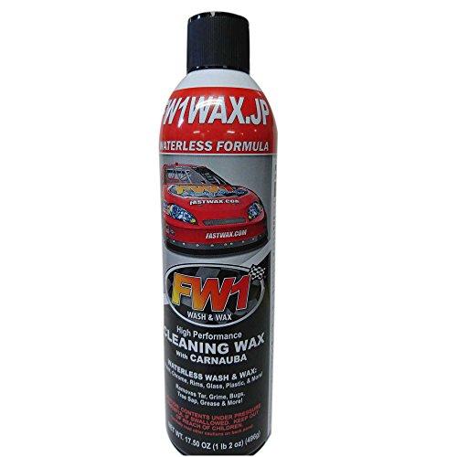ニューポート FW1 水を使わない洗車/ワックス B00FLN8M2Y 1枚目