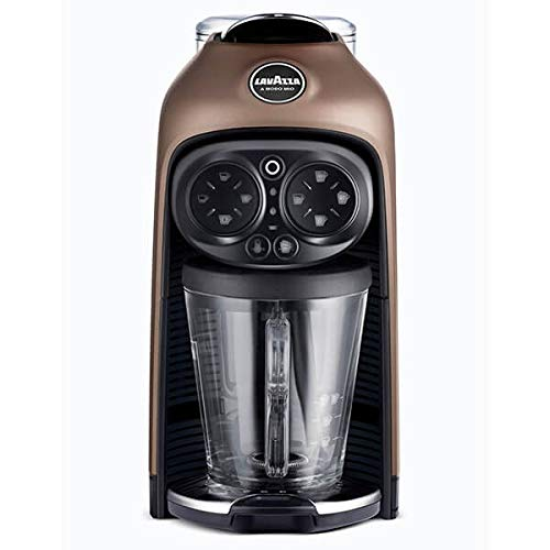 Lavazza A Modo Mio Espresso Coffee Machine Deséa, Walnut