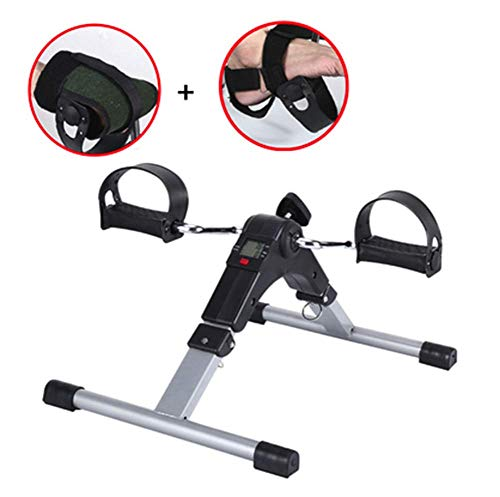 Thole Tragbarer Fitness-Stepper Laufband Cardio Bein Maschine Home Gym Übung Mini Spinning Bike