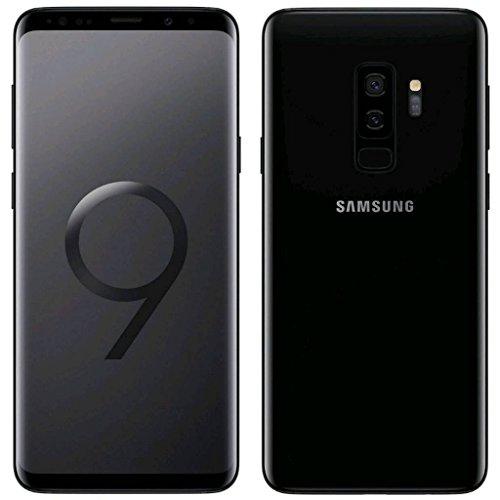 Samsung Galaxy S9 Plus (Midnight Black, 256 GB)(6 GB RAM)