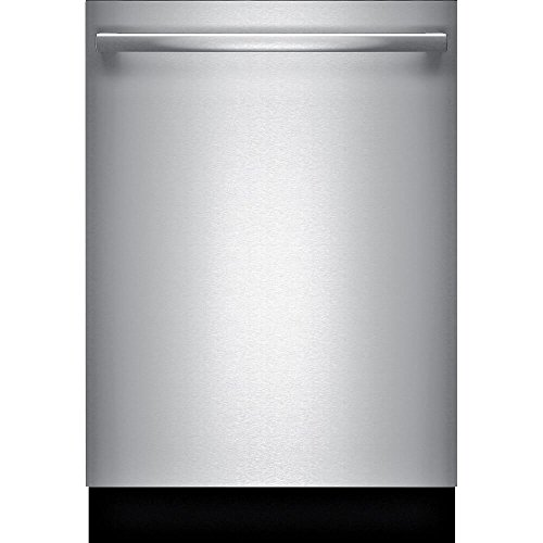Bosch SHXM63W55N 300 Series 24' Built In Fully Integrated Dishwasher with 5 Wash Cycles, in Stainless Steel