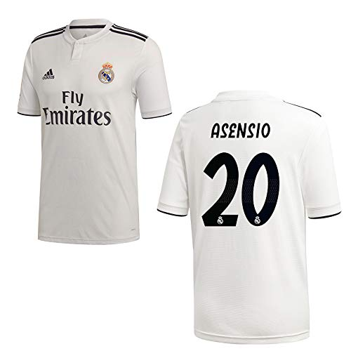 REAL Madrid Trikot Home Herren 2019 - ASENSIO 20, Größe:XL