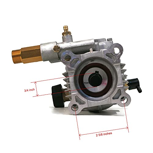 3000 psi Power Pressure Washer Water Pump Harbor Freight Hydrostar 67546 67596 by The ROP Shop
