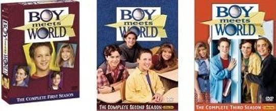 Boy Meets World Seasons 1 - 3 Bundle DVD Set