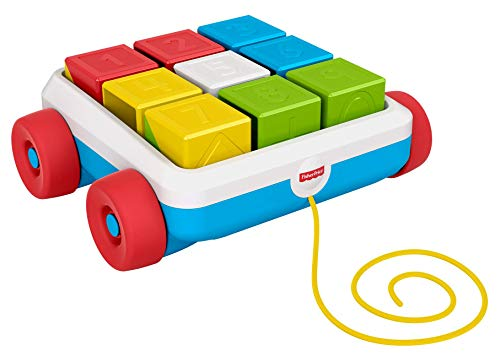 Fisher Price - Carrito de Arrastre de...