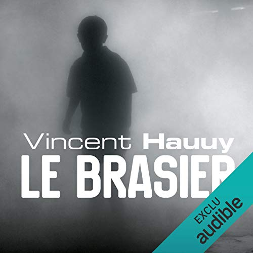 Couverture de Le brasier