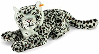 Steiff 42cm Paddy Spotted Snow Leopard (Light Grey) by Steiff