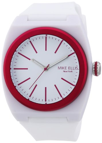 Mike Ellis New York Unisex-Armbanduhr Analog Quarz S5244CS/6