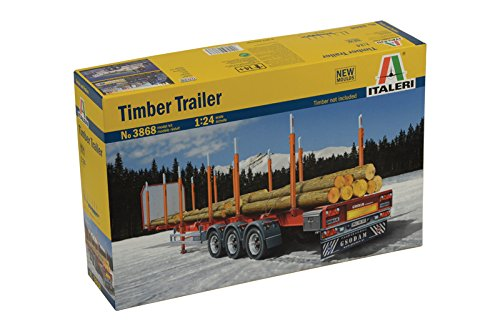 Italieri 3868 Timber Trailer 1:24