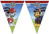 Procos-89443 Banderines de la Patrulla Canina, multicolor (Ciao Srl 89443)