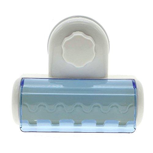 fsttm88 Zahnbürstenhalter-Badezimmer-Saugnapf-Zahnbürsten-Sauger für Kü-Badezimmer-Hotel()