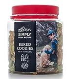 Simply from Nature Baked Cookies gebackene Kekse mit Kurkuma 250 g