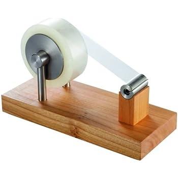 Eleganter Klebefilmabroller aus Kirsche Klebefilmabroller aus Holz Handarbeit