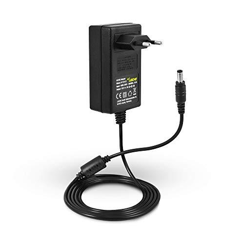 LEICKE ULL Netzteil Universal 15V 2A 30W | für Mini Fernseher, Mobile Festplatte, DVD, Wireless Audioequipment, Router, Switches, Trafo, Baugeräte etc | 5.5 * 2.5mm
