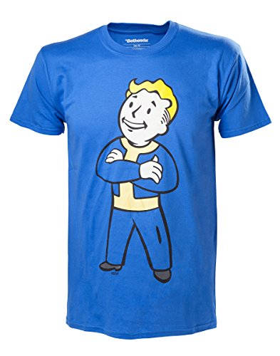 T-shirt 'Fallout 4' - Vault Boy With Crossed Arms - Taille S