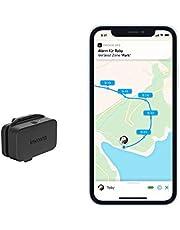 Invoxia Pet Tracker GPS-tracker voor katten en honden met activiteitstracker, inclusief ABO, lange batterijduur, licht en klein