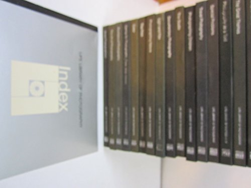 Life Library of Photography (Complete 17 Volume Set, Plus Index)