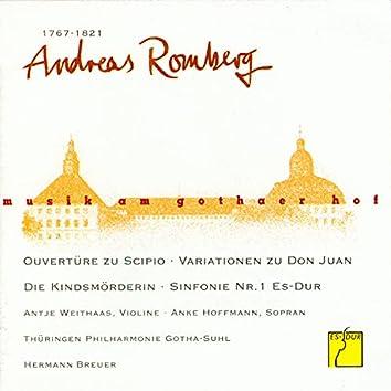 Romberg: Arien und Orchesterwerke (Musik am Gothaer Hof)