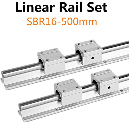 Injection Molding Machine Diameter 10mm Bearing Steel Linear Motion Guide Rod Linear Shaft for Linear Motion Automatic Machinery 500mm etc