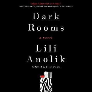 Dark Rooms audiobook cover art