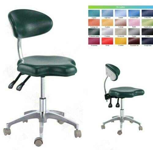 Mobiele stoel tandarts stoel stoel stoel stoel stoel stoel PU leer AD-90B