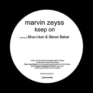 Keep On (feat. Ronja Zeyss)