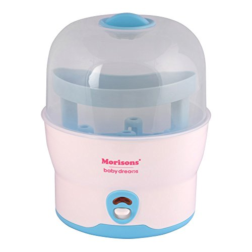 Morisons Baby Dreams Quick Electric Sterilizer- 6 Bottles