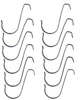 3インチExhibit /会議フック( 12パックSフック)
