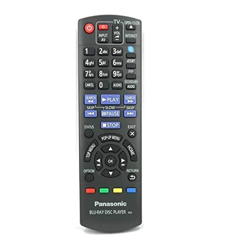 Panasonic N2QAYB000722 Fernbedienung für DMP-BDT220, DMP-BDT221 Blu-ray Player