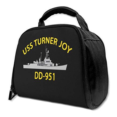 USS Turner Joy DD-951 - Borsa termica per il pranzo, borsa termica