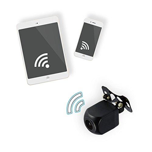 Beeper H2WIFI Cámara de Marcha atrás-Inalámbrica-transmisión en applicación móvil-Aplicación Android e IOS-H2WIFI-BEEPER, M