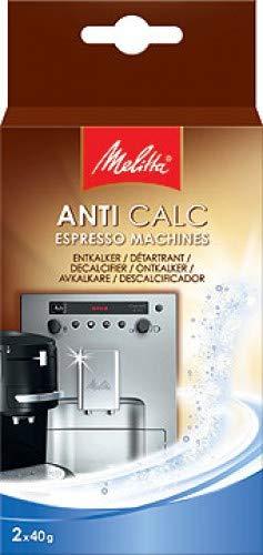 Melitta Entkalker für automatische Kaffeemaschinen oder Maschinen mit Kaffeepads/Pulver