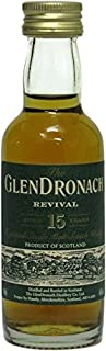 The Glendronach Whisky 15 Jahre 0,05l Miniatur - Highland Single Malt Scotch Whisky