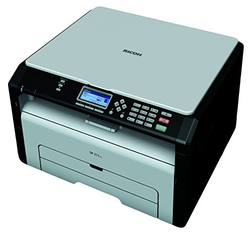 Ricoh SP 211SU Multifunktionsdrucker (Drucker, Scanner, 1200 x 600 dpi, USB 2.0)
