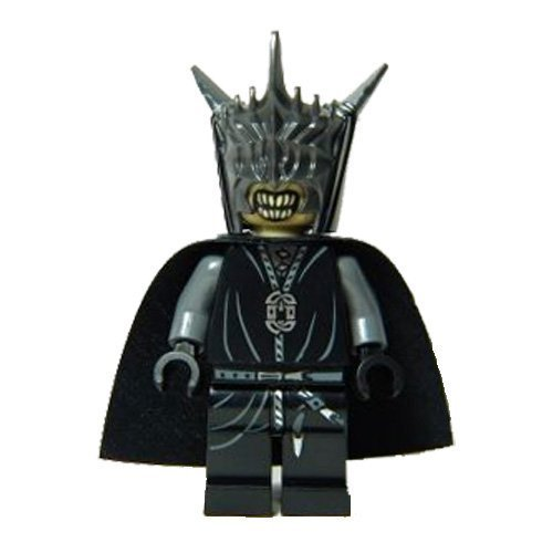 LEGO Lord of Die Rings: Mouth of Sauron Minifiguren