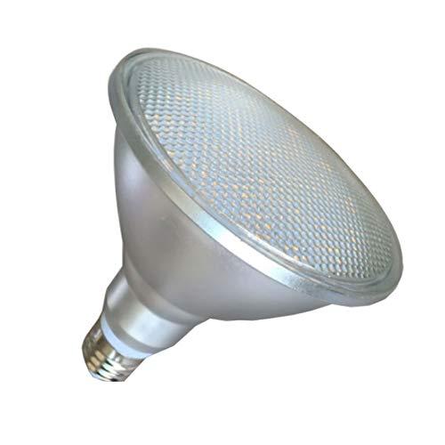 Akaiyal PAR38 15W LED Reflektorlampe E27 Kaltweiß 6000K wasserdicht IP65 120 Grad Ersatz für Halogenlampe/herkömmliche Glühbirne Nicht Dimmbar MEHRWEG
