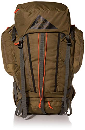 Kelty Coyote 60-105 Liter Backpack, Men's and Women's (2020 Update) - Hiking, Backpacking, Travel...