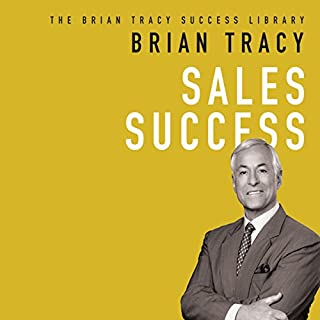 Sales Success: The Brian Tracy Success Library cover art