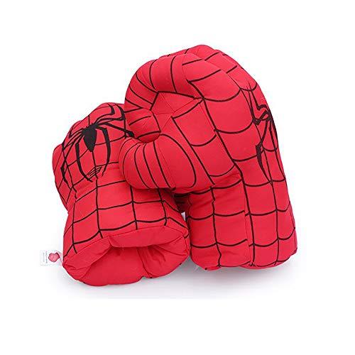 Paar Handschuhe Spiderman