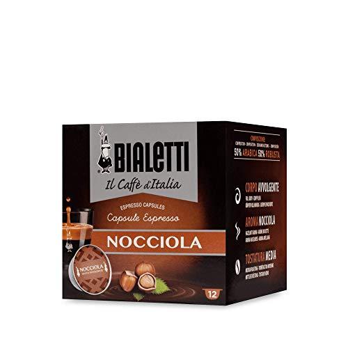 Bialetti Gourmet Nocciola - 12 capsule
