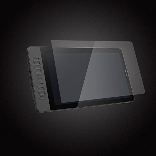 GAOMON Protector de pantalla LCD de 15,6 pulgadas para pantalla táctil PD1560