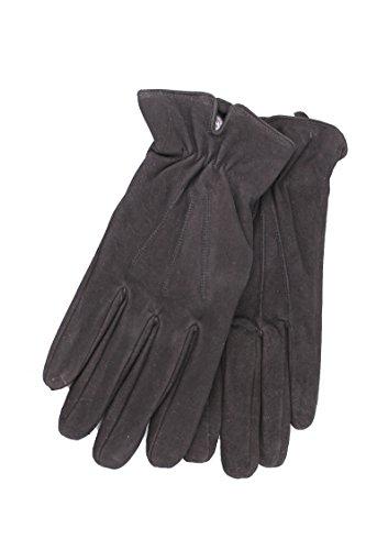 Tchibo TCM Herren Touchscreen Handschuhe Winter braun 9,5