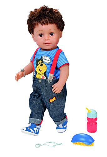 Zapf Creation 825365 Baby Born Brother, bunt