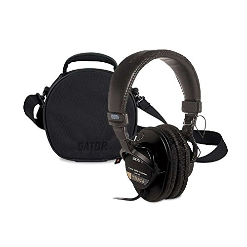 Sony MDR7506 Professional Large Diaphragm Headphone with...