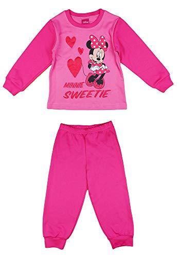 Kleines Kleid Minnie Mouse Pyjama (Modell 1, 98)
